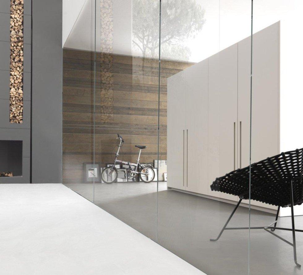 armadio di cucina moderna di Modulnova