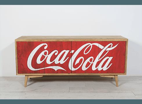 mobile coca cola