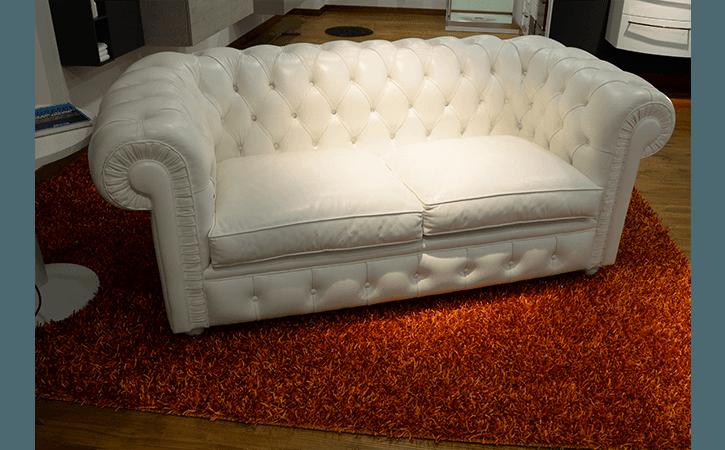 divano in pelle