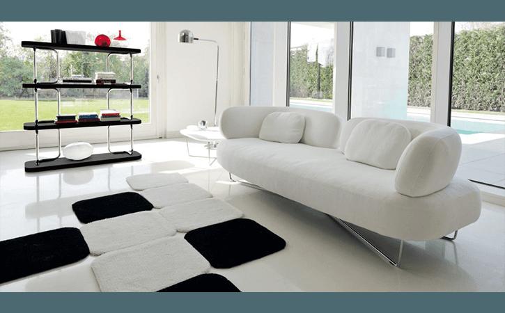 divano stile moderno
