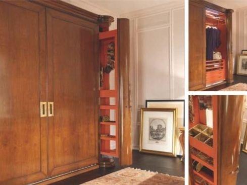 camera in legno