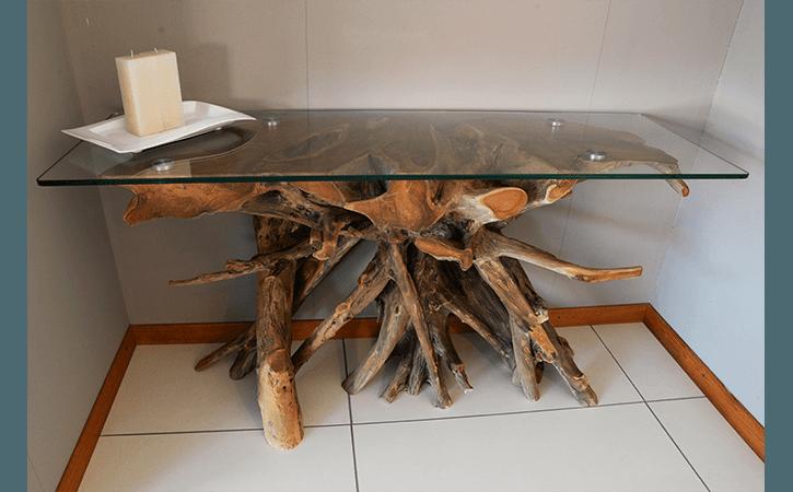 tavolo base legno