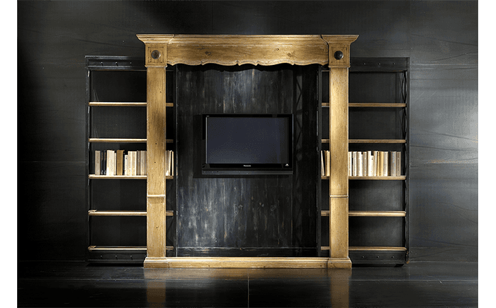 libreria a scomparsa