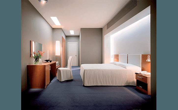 letto hotel