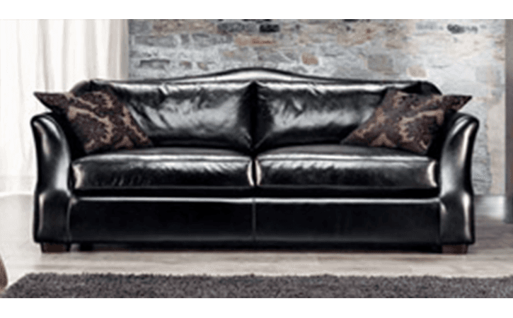 divano in pelle classico