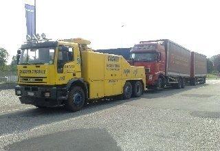 scoccorso stradale veicoli sinistrati, soccorso stradale furgoni