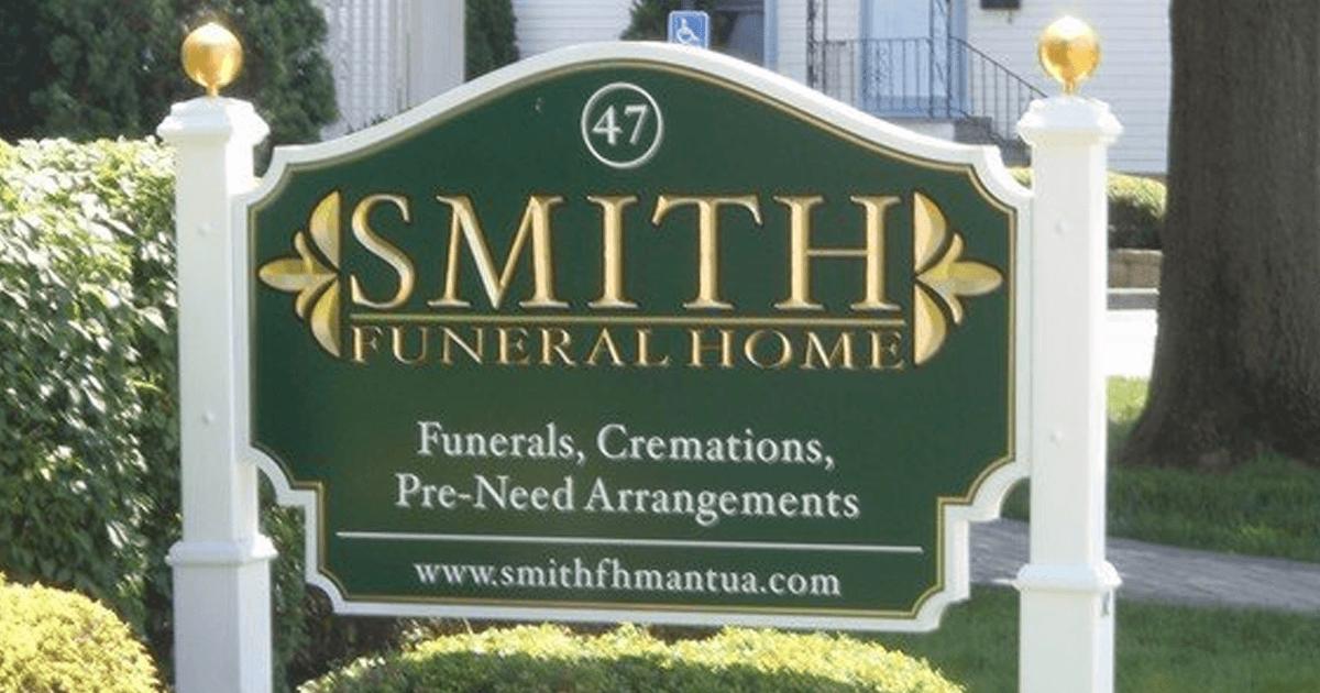 Smith Funeral Home Mantua Nj
