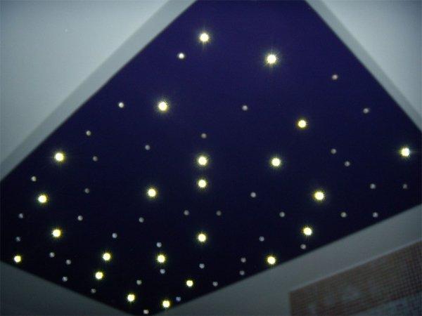 Sistema di l'illuminazione a LED per soffitti