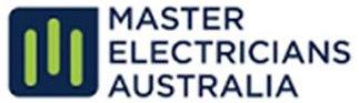 Master electrician Australia logo