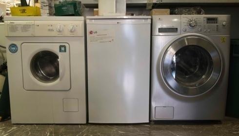 Riparazione frigoriferi e lavatrici