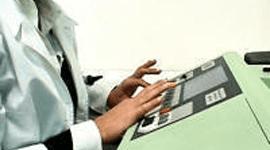 attrezzature audiologiche per esami