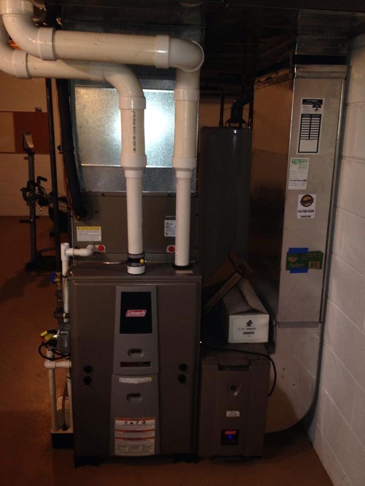 Water Heater Installation & Furnace Repair in Syracuse, NY - Murray's Heating & Air Conditioning LLC