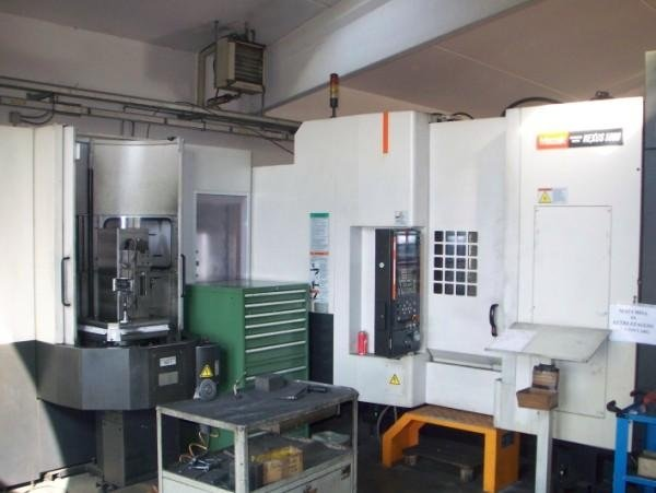 Lathes and CNC machining centers