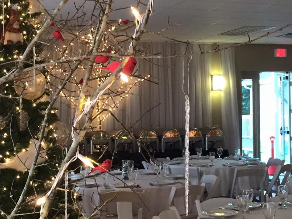 Christmas Party Venue Wilmington, NC