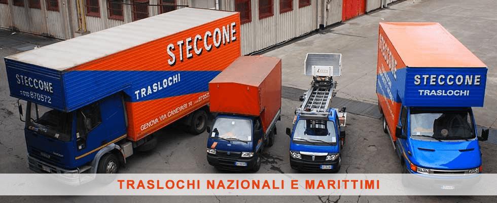 Steccone Traslochi Genova