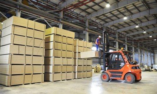 Office goods storage