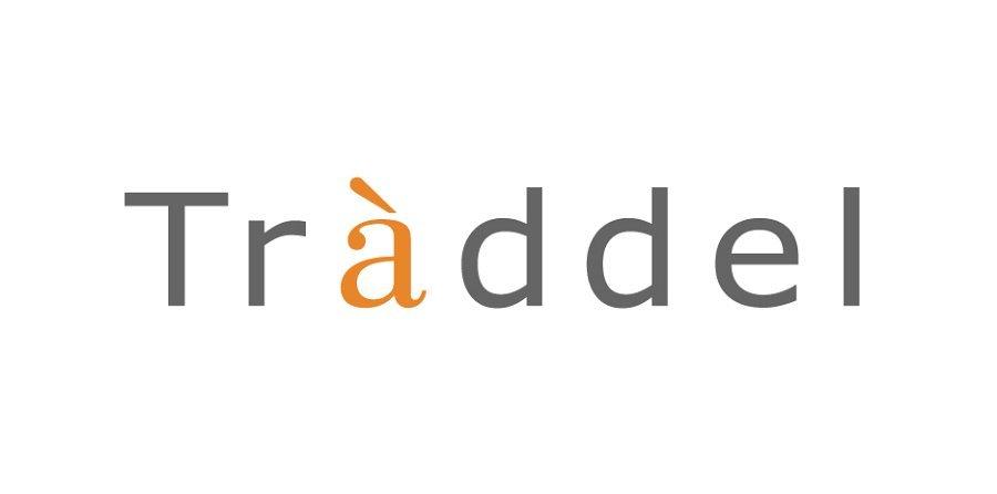 tràddel logo