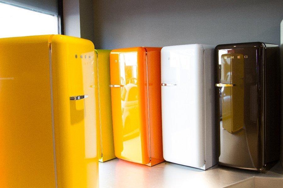 frigoriferi di design