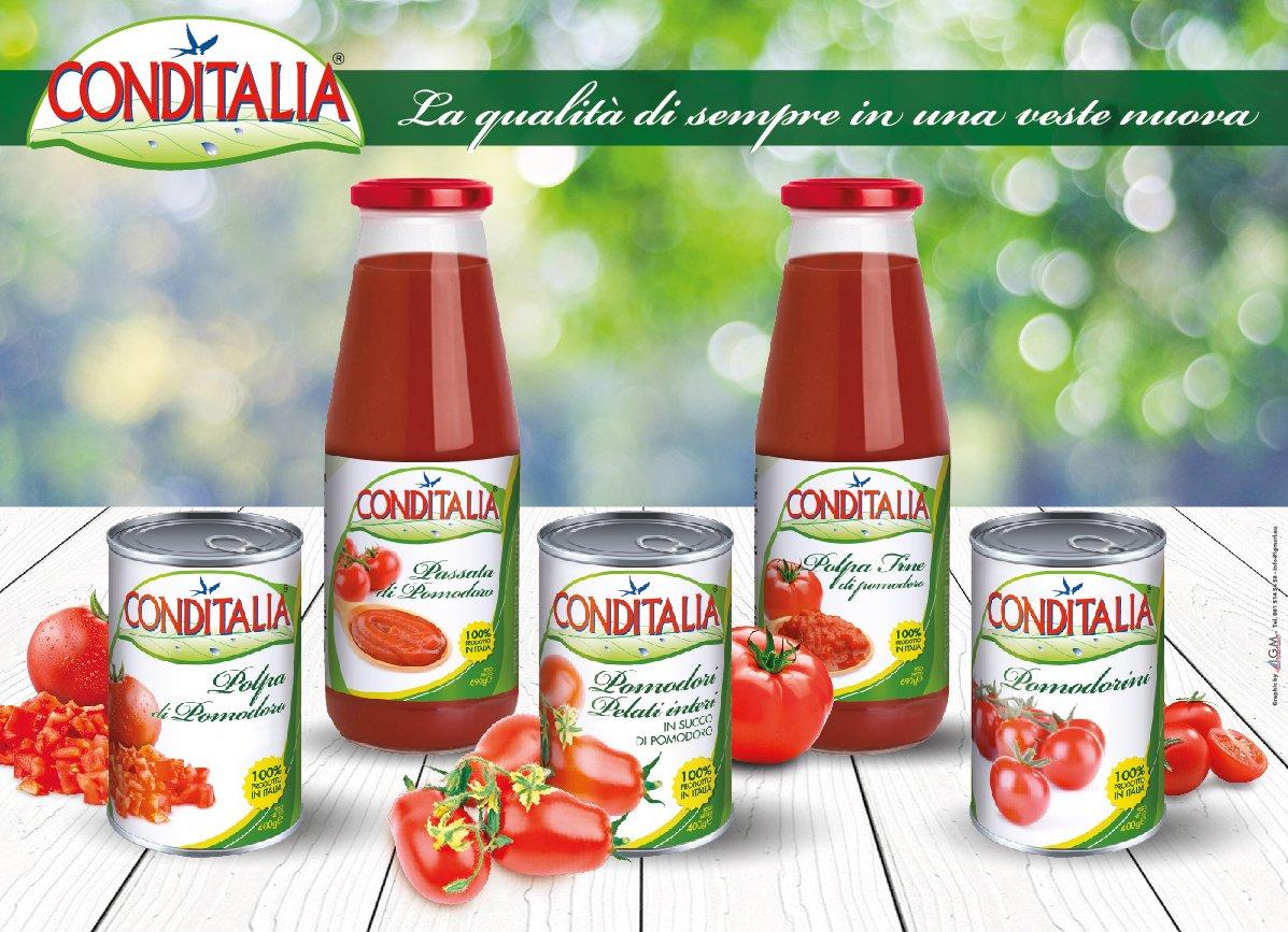 Conditalia - Prodotti