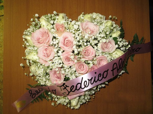 Paradiso dei fiori - Composizioni floreali a Roma