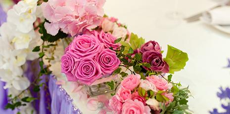 Paradiso dei fiori - Addobbi floreali per matrimoni a Roma