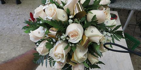 Paradiso dei fiori - Rose bianche per i matrimoni e cerimonie a Roma