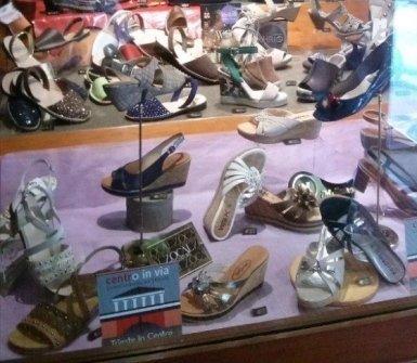 calzature uomo, calzature donna, calzature bambino