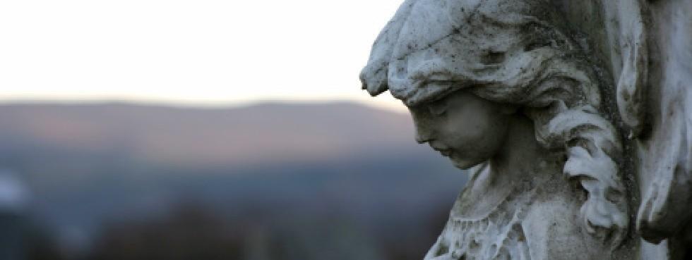 Statue marmo Pavia