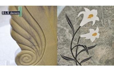 Lavorazioni in marmo B.G.B. Idea Marmi