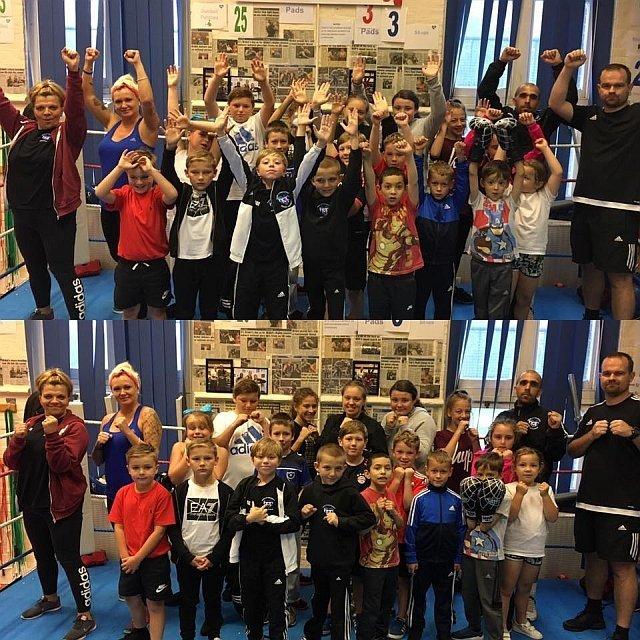 boxing classes for children