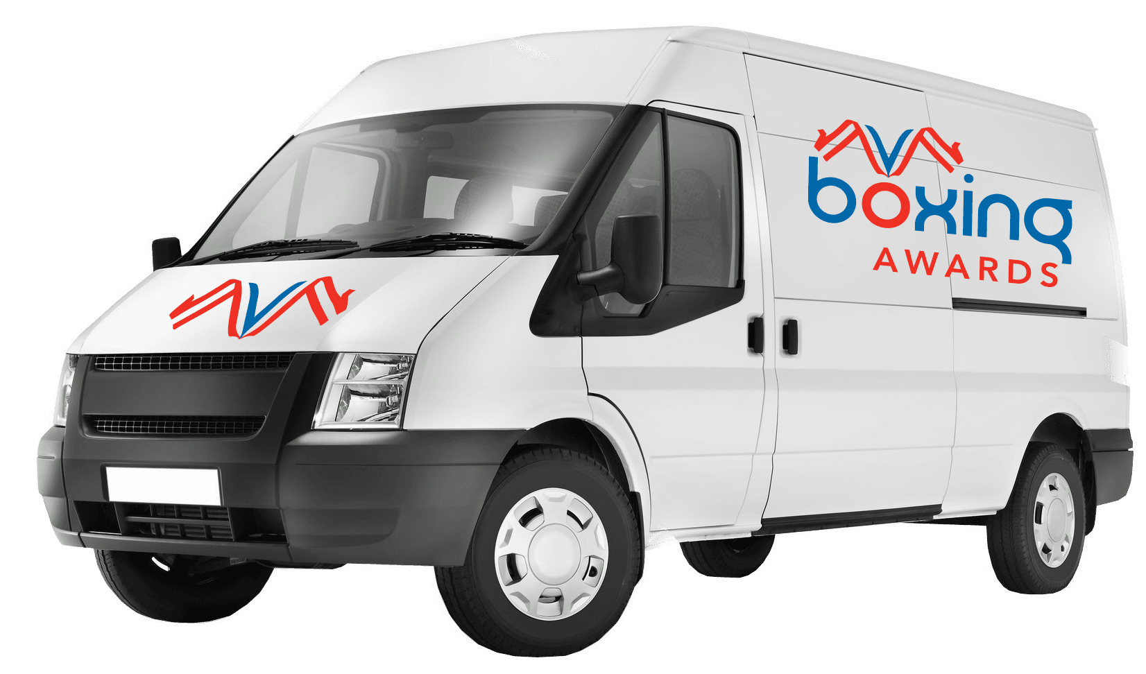 Boxing Awards company van