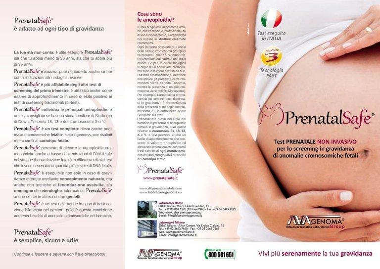 esami gravidanza non invasivi