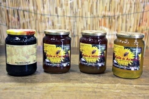Confezioni di miele