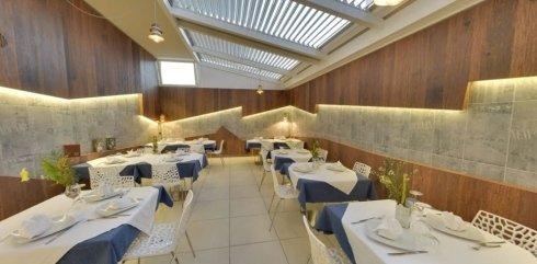 Il BRANZINO  ristorante di pesce