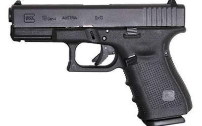 pistola GEN4 calibro19