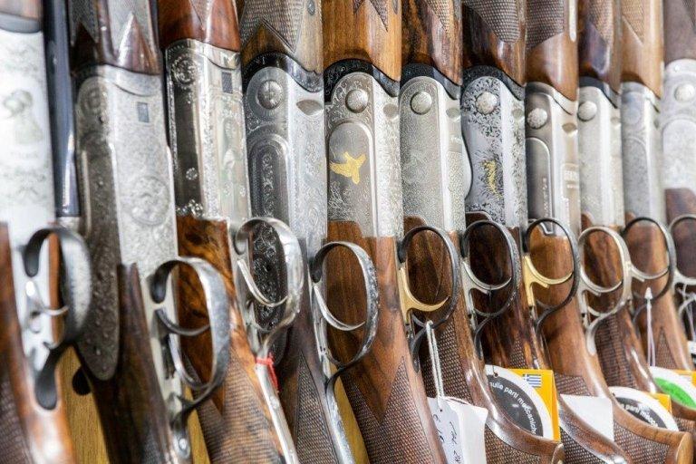 vendita fucili treviso