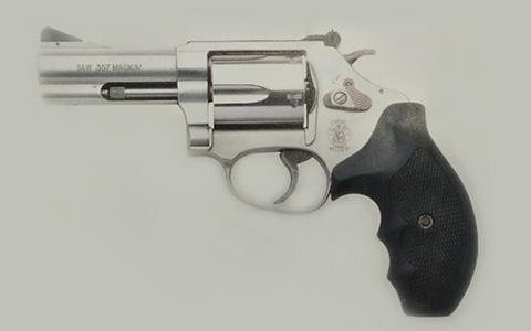 revolver magnum