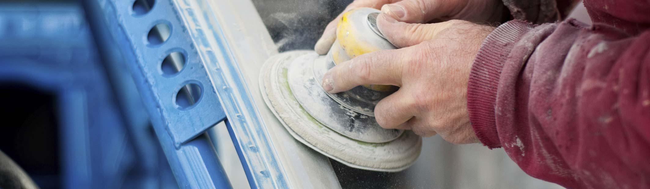 hi tech powder coating and sandblasting sanding