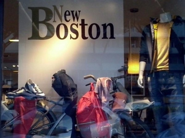 negozio moda