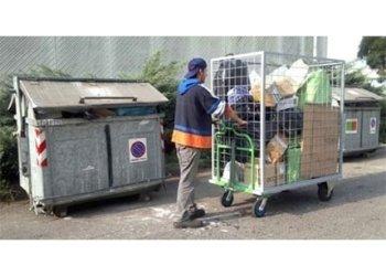 settore raccolta rifiuti