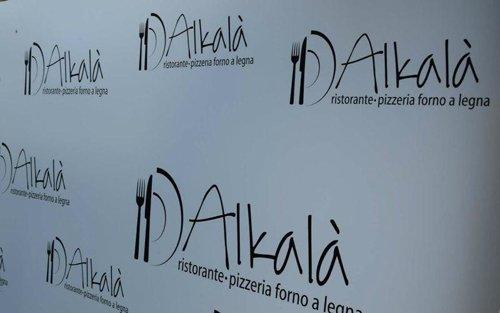 insegna ristorante d`Alkala`