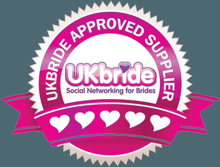 uk bride approved supplier logo