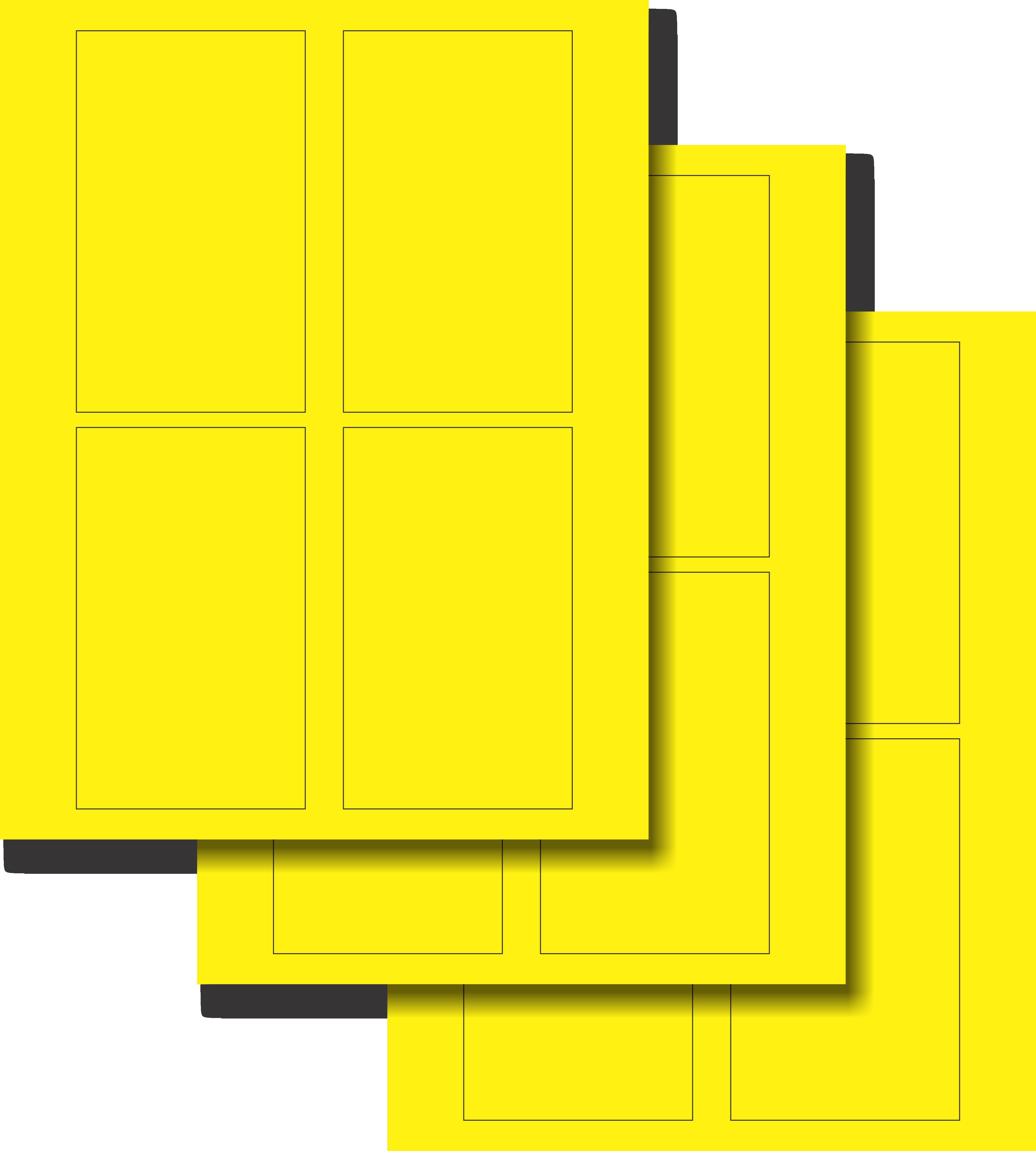 Etiquetas Adhesivas Láser - Fluorescente 3