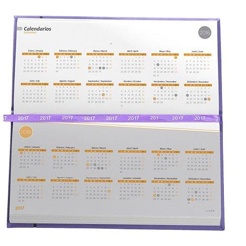 Agenda de Bolsillo Calendario