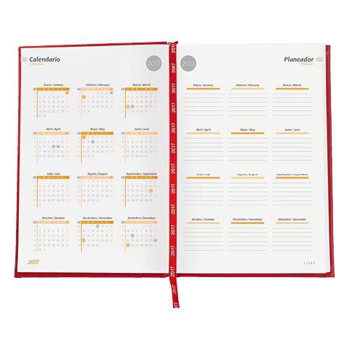 Agenda Diaria Promocional Calendario
