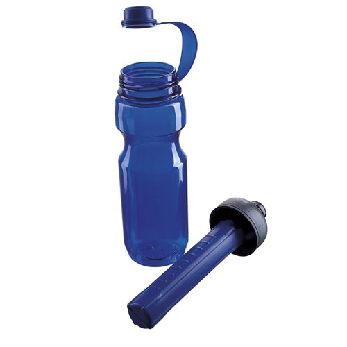 Anfora Promocional Azul Translucido con Barra de Gel