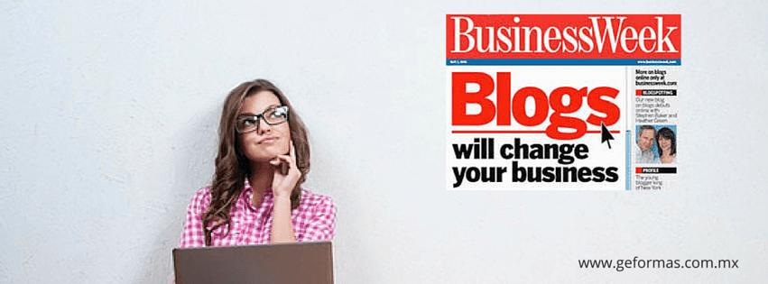 Blog empresarial: cómo hacer que funcione