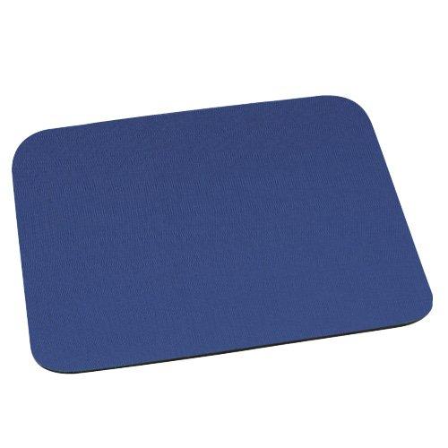 Mouse Pad Rectangular Azul