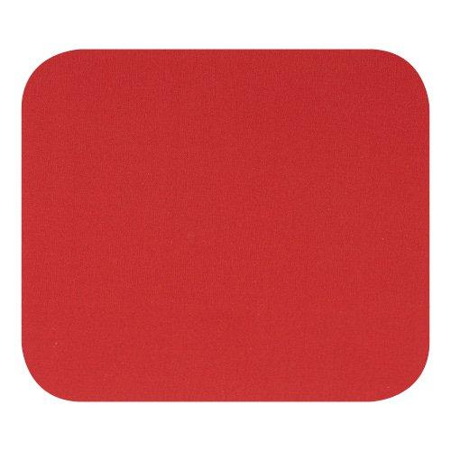 Mouse Pad Rectangular Rojo