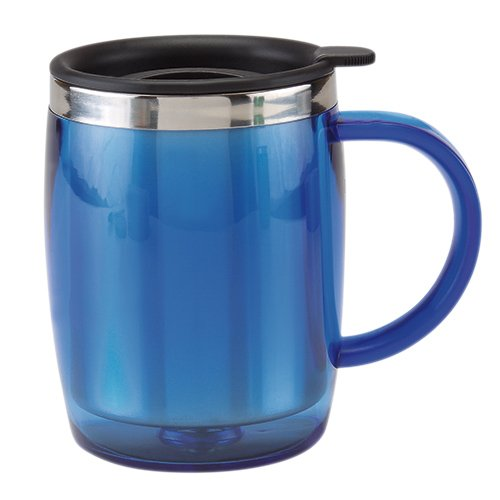 Taza Térmica Burgos Azul